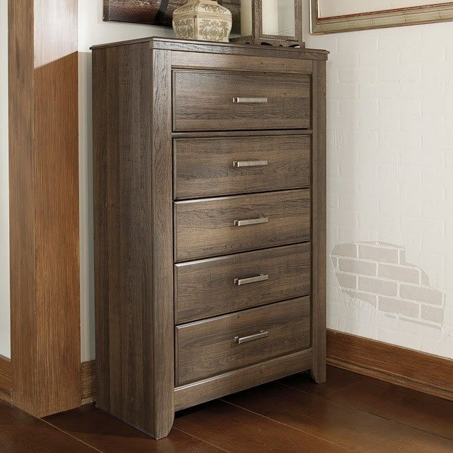 Juararo Five Drawer Chest