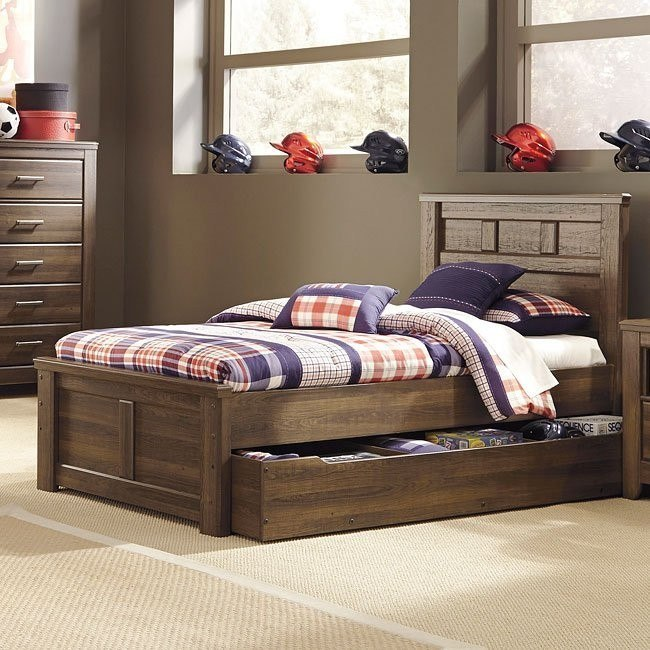 Juararo Youth Trundle Bed