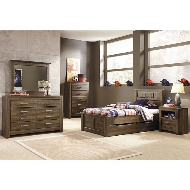 Juararo Youth Trundle Bedroom Set
