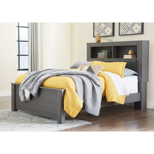 Foxvale Bookcase Bed