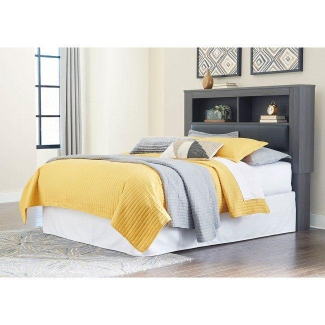Foxvale Bed (Headboard Only)