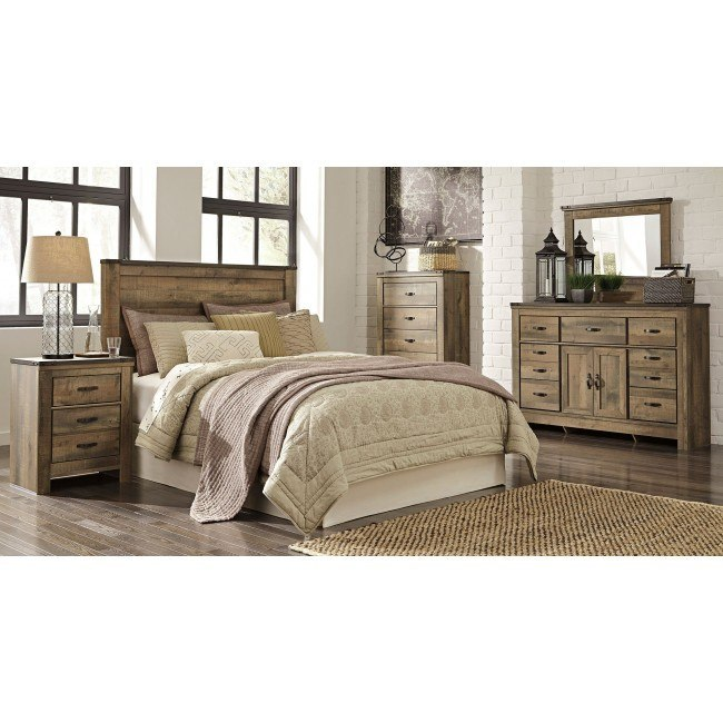 Trinell Headboard Bedroom Set By Signature Design By Ashley 1 Review S Furniturepick