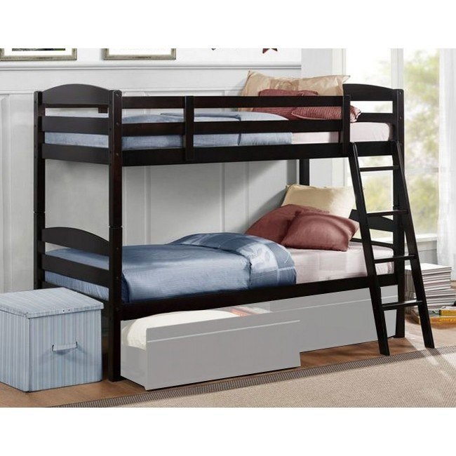 Exuberance Twin over Twin Bunk Bed