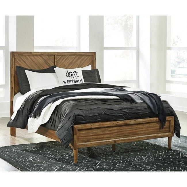 Broshtan Panel Bed