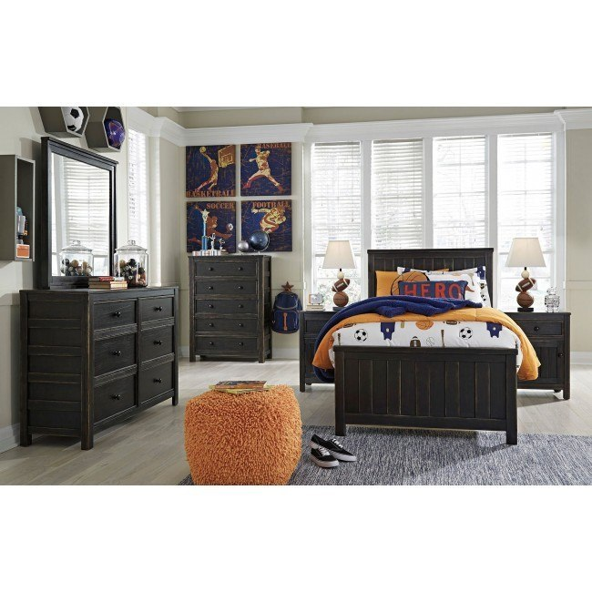 Jaysom Youth Panel Bedroom Set