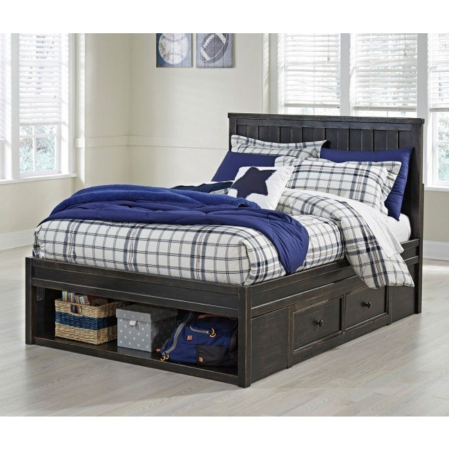 Jaysom Youth Storage Bed