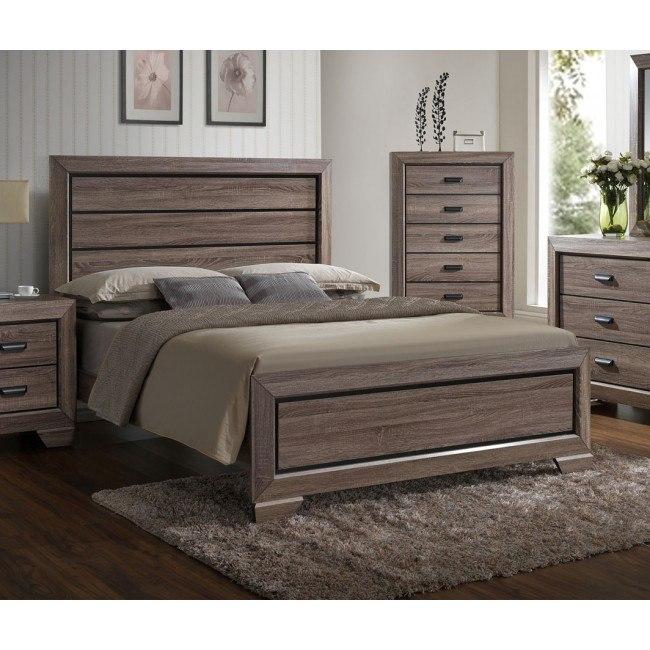 Farrow Panel Bed