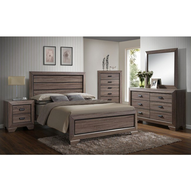 Farrow Youth Panel Bedroom Set
