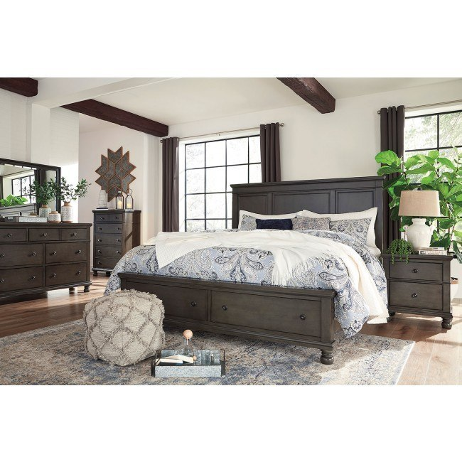 Devensted Storage Bedroom Set