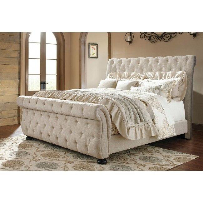 Willenburg Upholstered Bed