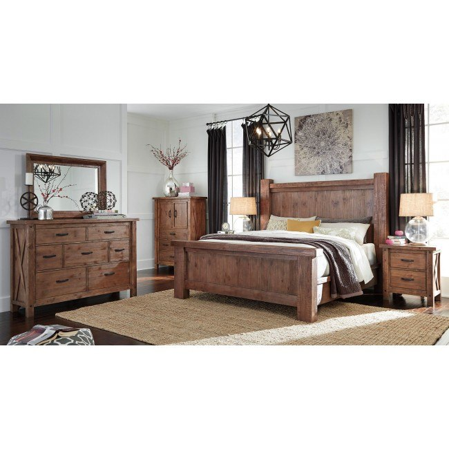 Tamilo Poster Bedroom Set By Signature Design By Ashley