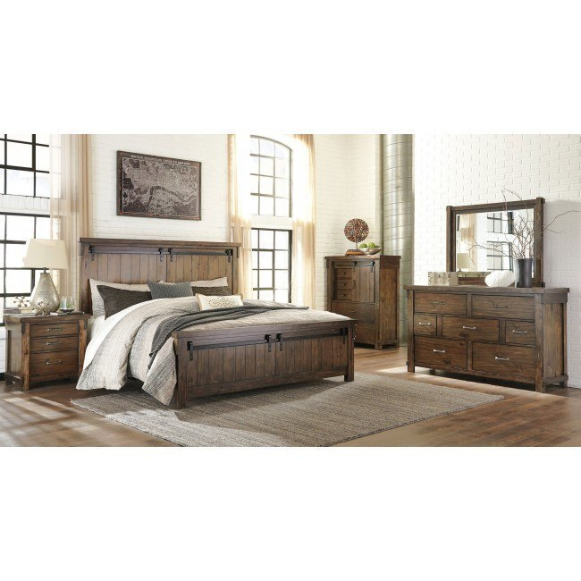 Lakeleigh Panel Bedroom Set