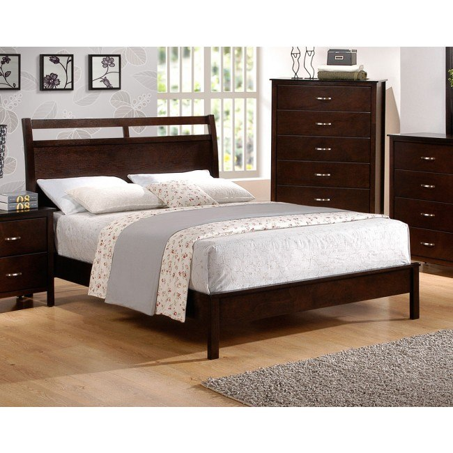 Ian Youth Low Profile Bed