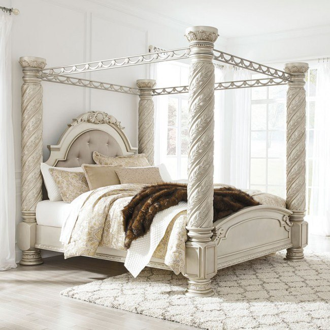 Cassimore Canopy Bed