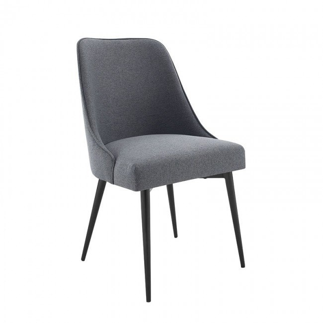 Brilliant Colfax Side Chair Charcoal Set Of 2 Pdpeps Interior Chair Design Pdpepsorg