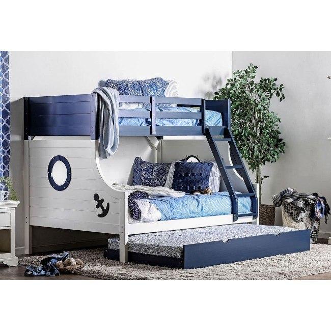 Nautia Twin Over Full Bunk Bed