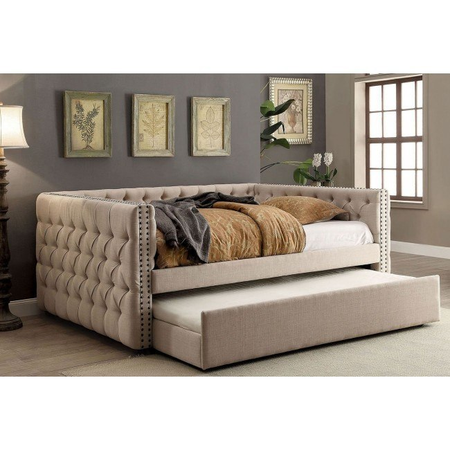 Suzanne Full Daybed w/ Trundle