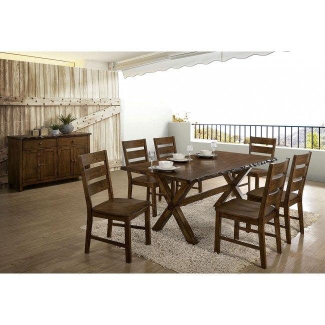 Woodworth Dining Room Set