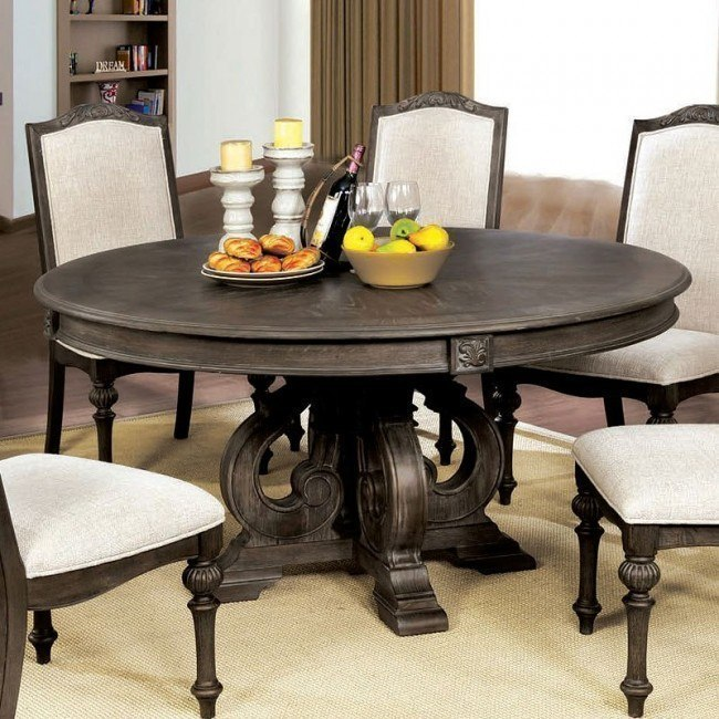 Arcadia Round Dining Table