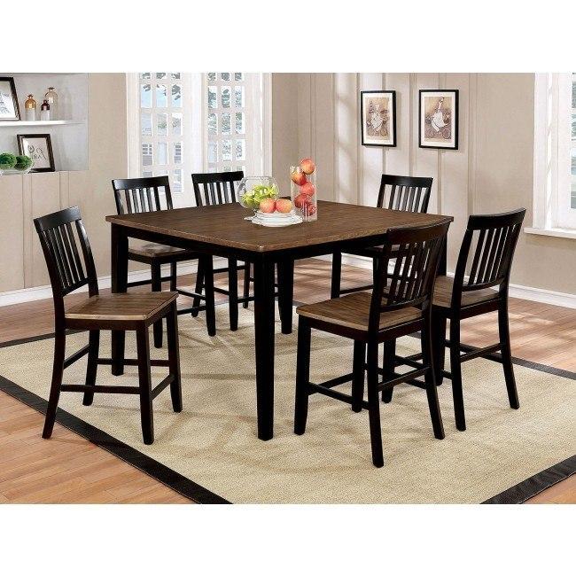 Izidora Counter Height Dining Room Set