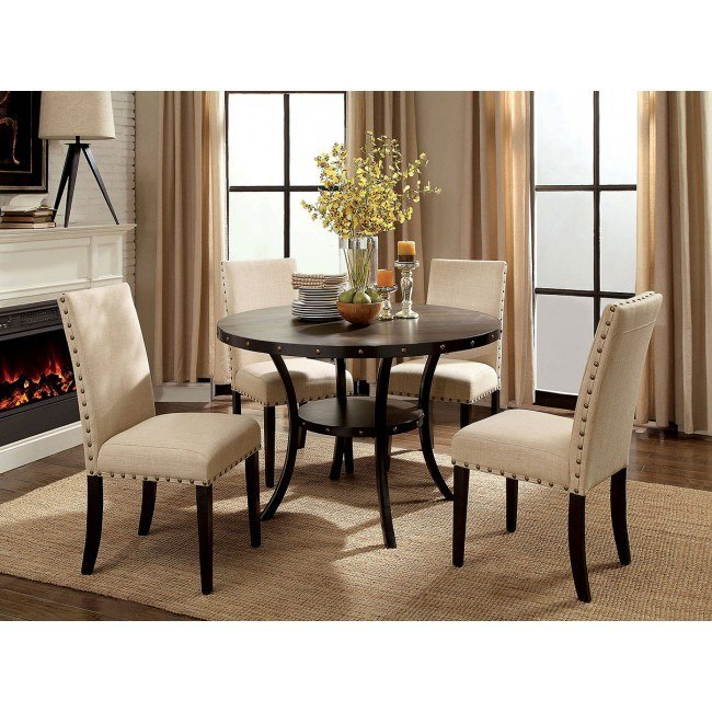 Kaitlin Round Dining Room Set