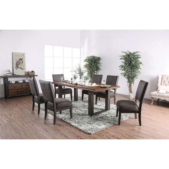 Tolstoy 82 Inch Dining Room Set