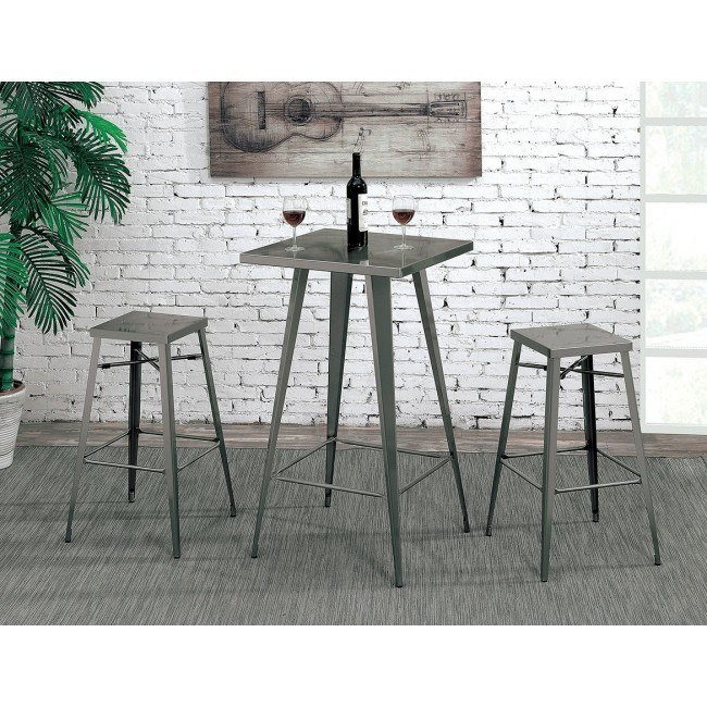 Timon Bar Table Set