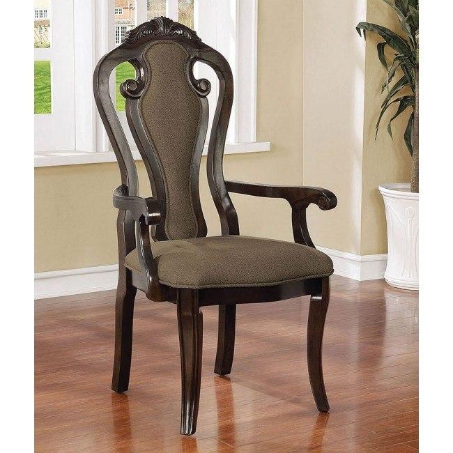 Rosalina Arm Chair (Set of 2)