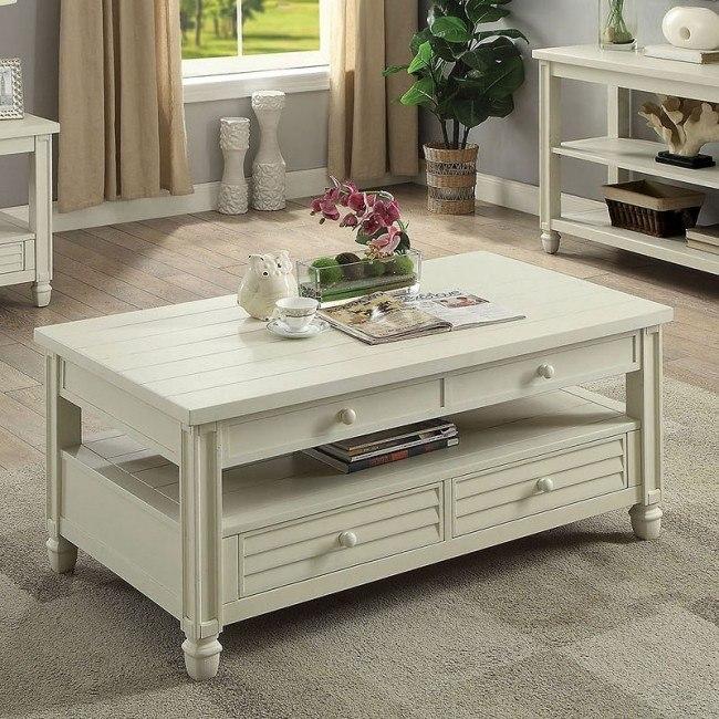 Fantastic Suzette Lift Top Coffee Table Antique White Beatyapartments Chair Design Images Beatyapartmentscom