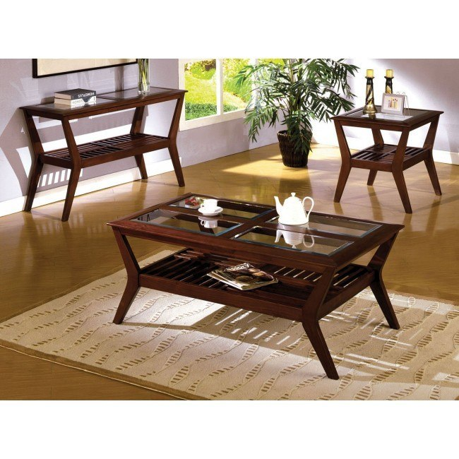 Virginia Beach Occasional Table Set