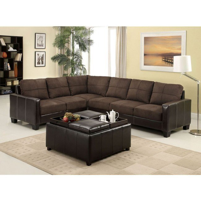 Lavena Sectional Set