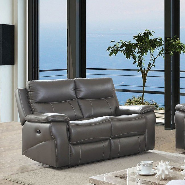 Magnificent Lila Reclining Loveseat Gmtry Best Dining Table And Chair Ideas Images Gmtryco