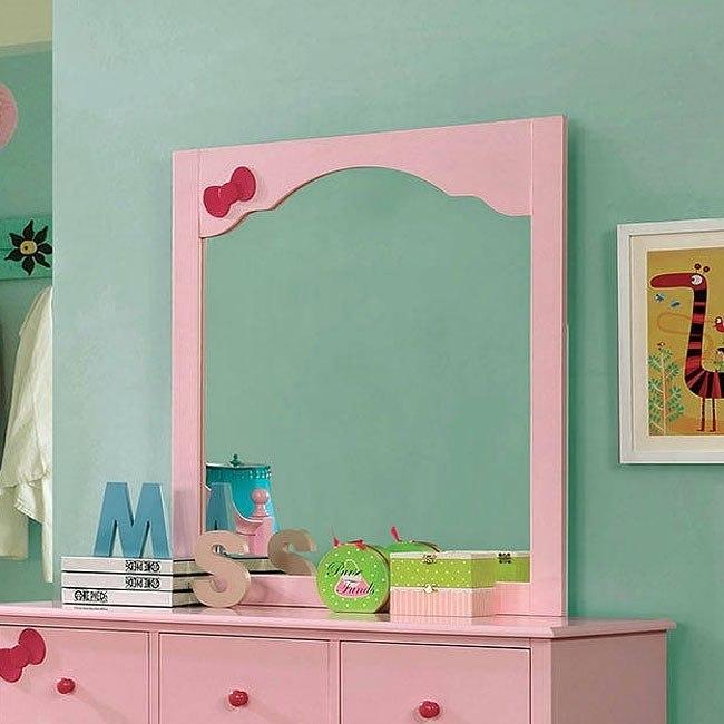 Dani Mirror (Pink)