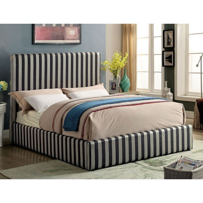 Hassaleh Youth Upholstered Bed
