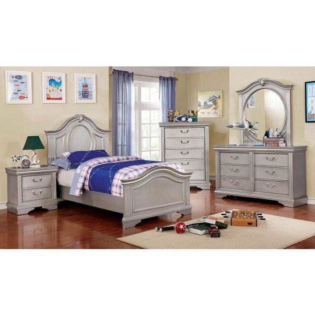 Claudia Youth Panel Bedroom Set