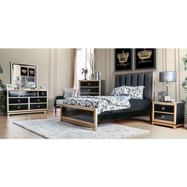 Braunfels Panel Bedroom Set