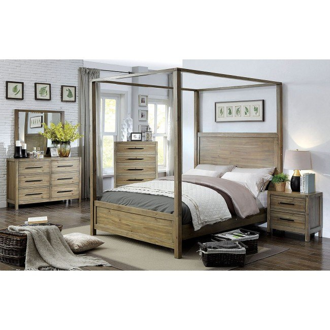 Garland Canopy Bedroom Set