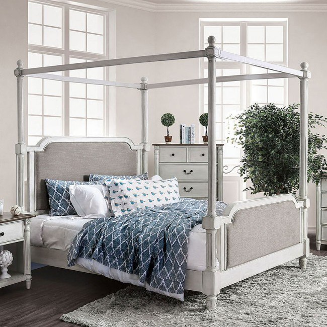 Lansford Canopy Bed