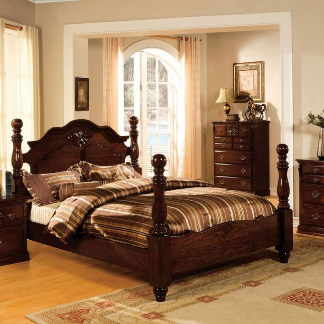 Tuscan II Poster Bed