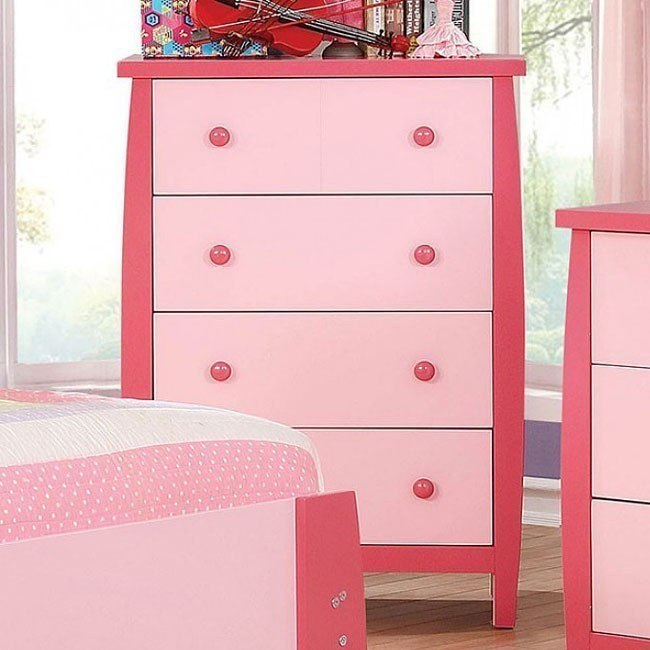 Marlee Chest (Pink)
