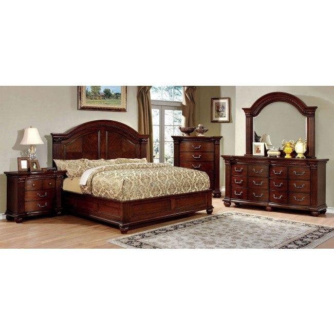 Grandom Panel Bedroom Set