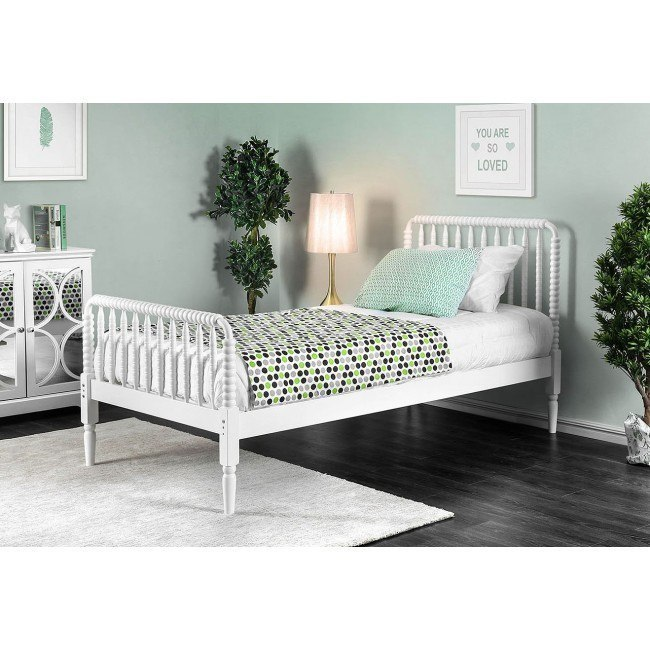 Jenny Youth Bed (White)