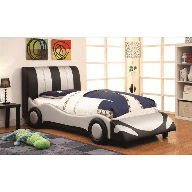 Super Racer Novelty Bed