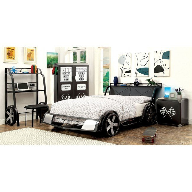 Gt Racer Youth Bedroom Set