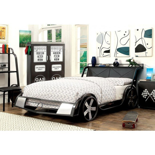 Gt Racer Youth Bed