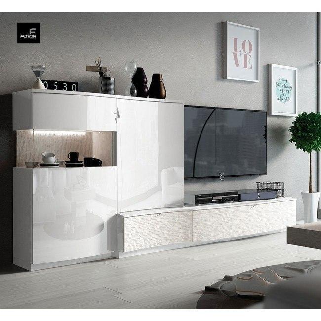 Cordoba TV Wall Unit