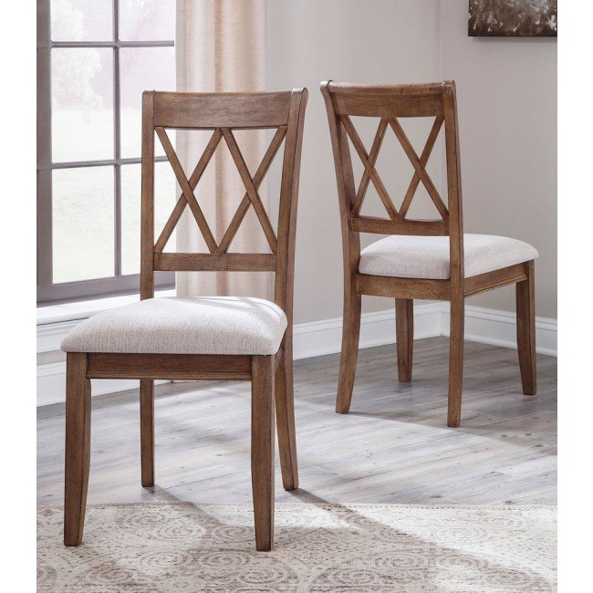 Narvilla Side Chair (Set of 2)