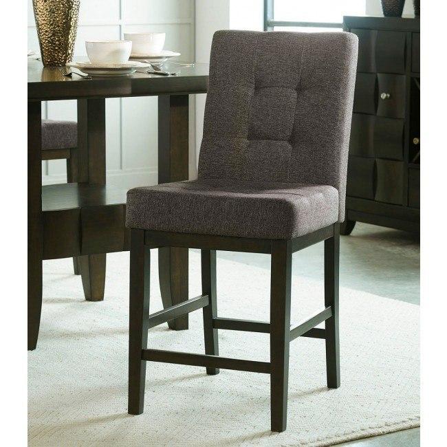 Chanella Upholstered Barstool (Set of 2)