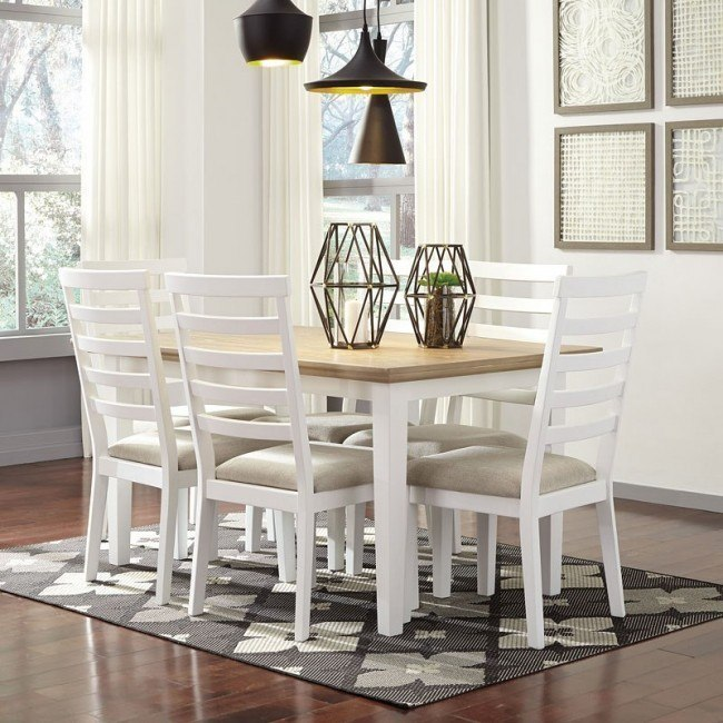 Gardomi Rectangular Dining Room Set