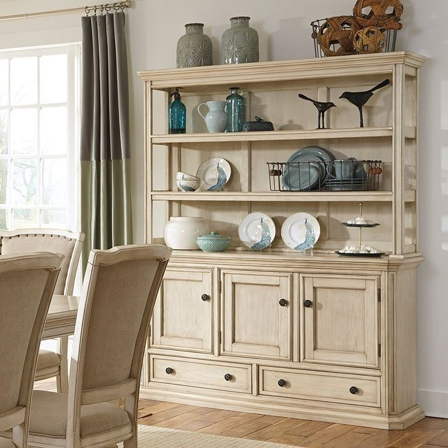Demarlos Server W Hutch By Signature Design By Ashley